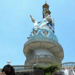 Monumento à Nª. Sª. do Monte Serrat